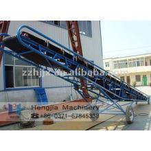 equipos auxiliares de producción de transportador de correa