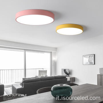 Plafoniere a led New Design 26w dimmerabili