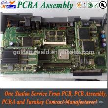 pcba fabriqué en chine chine oem smt électronique pcba mp3 pcba