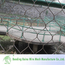 Expanded Mental Stainless Steel Cable Mesh
