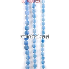 Fashion jewellery bead with dyed color