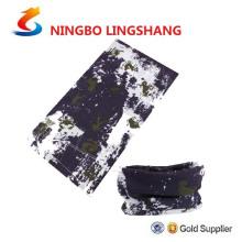 Best sell neck tube bandana seamless outdoor screen printed bandana
