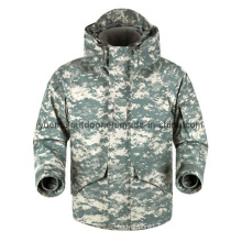 Military Waterproof and Breathable Parka for Cold Weather