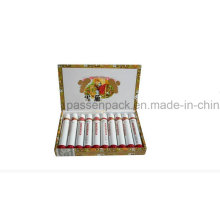 Aluminium-Verpackungsröhrchen für Kuba-Zigarren-Tabak (PPC-ACT-002)