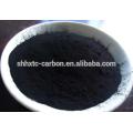 MSG / açúcar com carvão activado em pó de madeira