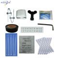 Fermeture d'épissure de câble de fibre optique de PG-FOSC0920, matériel de PC, capacité de 96 noyaux, norme d'étanchéité d'IP67, prix d'usine