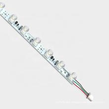 Edgelight Side Led Light Strip Wholesale 24v White Color 3535 Led Strip with 13*39 Lens Install in The Side of Frame