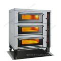 Type professionnel de tunnel de boulangerie Équipement simple de plate-forme de gaz