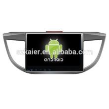 1024X600 10 pulgadas Glonass / GPS dual core android 4.2 multimedia del coche para Honda 2013 CRV con GPS / Bluetooth / TV / 3G