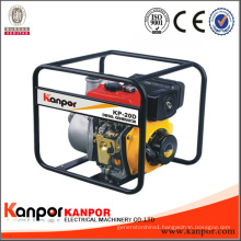 Kp2000 50Hz 1.5kVA 60Hz 2kVA Continuous Running Power Gasoline Generator