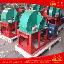 Virutas de madera de pulido al precio de la máquina del serrín de la máquina del serrín