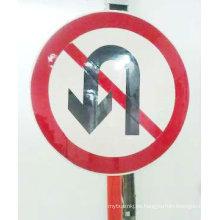 señal de advertencia de tráfico de excelente calidad Tablero para seguridad de carretera