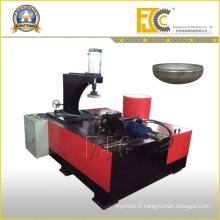 Machine hydraulique à tête de joint automatique