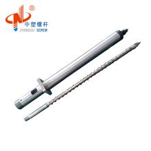 Bimetallic Alloy Screw Barrel for Borche BT480V-I injection moulding machine