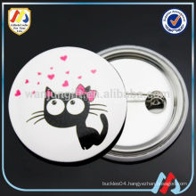 Hot selling metal button badge for gifts