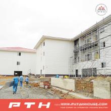 Kundengebundenes Stahlstruktur-Lager-Gebäude von Pth