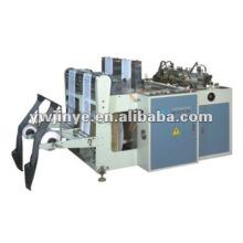 Duplo-canais de alta velocidade, heat-sealing defactura calor-corte-linha de produtos