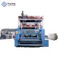 Non woven fabric machine