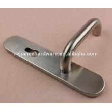 2015 Best Selling Modern Stainless Steel Door Lock Handle Set Entry Lock Set