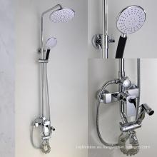 Aspecto fino, grifos de ducha de lluvia, grifo mezclador de baño, ducha de baño