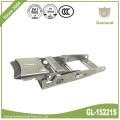 Stainless Steel Overcentre Buckle Pozi-plas O/C