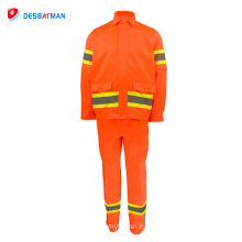 Top grade high quality flame retardant workwear fire coverall