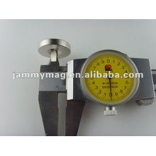 magnet ring, radial or axial more