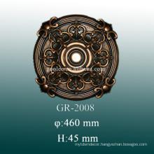Elegant Polyurethane Celing Medallions for Celing Decoration