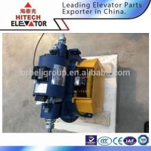 Sistema de transmissão de elevador de passageiros / Máquina de tração sem engrenagens