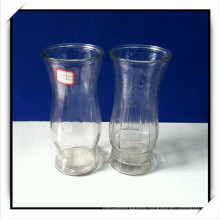 30oz Transparent Glass Vases Wholesale