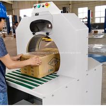 Machine d'emballage extensible orbitale