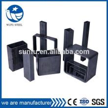 Qualité compétitive / prix CHS SHS RHS ERW tuyau en acier