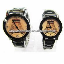 Ensemble de montres en alliage cadeau de haute qualité pour couples JW-53