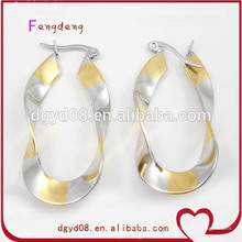 Stainless steel earring hook for girl