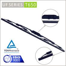 T650 Chrome Vision Saver Clean Streak-Free Quiet Smooth Auto Parts Brazil Trooper Front Windshield Passenger Driver Wiper Blade