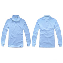 Newest Fashion High Quality Bulk Long Sleeve Blank Polo Shirts