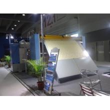 Cortador de colchão elétrico PLC industrial 2400mm