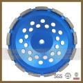 Steinbetonschleifen Polier-Diamant-Schalenrad (SY-DCW-1000)