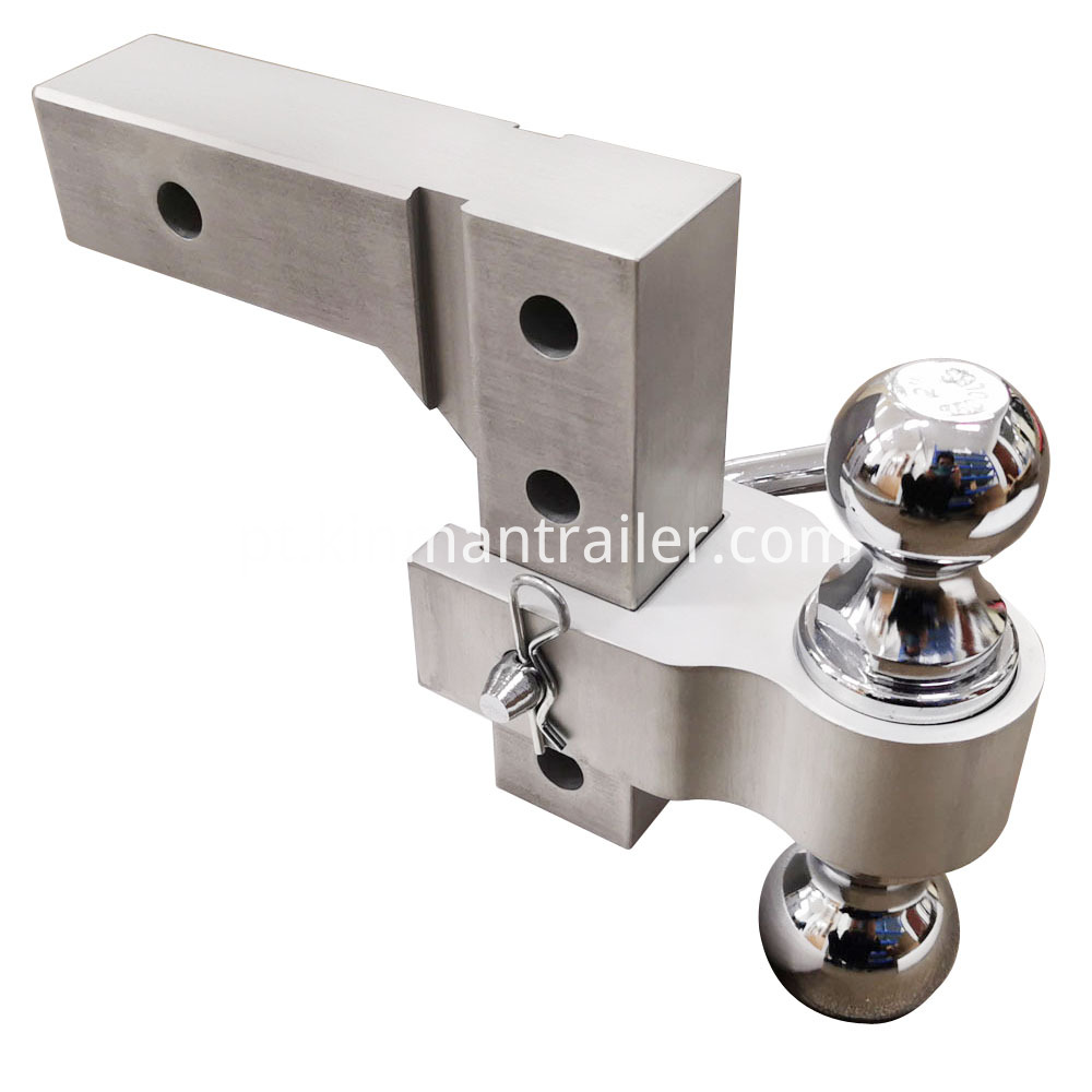 heavy duty trailer hitch ball mounts