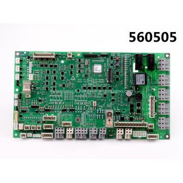 Schindler Elevator PCB SDIC 721.Q ID.NR.560505