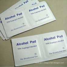 Alcohol Cleaning Pad with 70% Isopropyl Alcohol