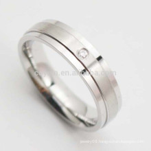Shenzhen Custom Stainless Steel Inexpensive Wedding Rings