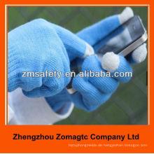Acryl gestrickte Finger-Touch Screen Handschuhe für iPhone ZMR728