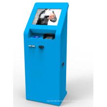 Machines de vente de billets de métro Machines de billetterie Self