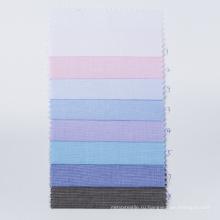 Готовая ткань Добби Хлопковая ткань Вентилируемая тканая ткань