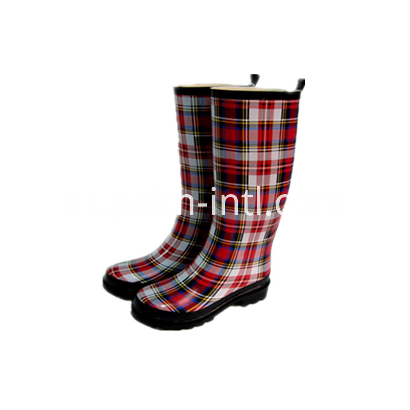 Ladies' Waterproof Rain Boots