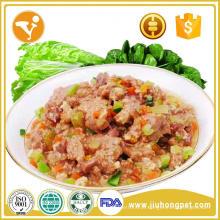 Hot 100% Rawhide Material Dog Cat Treats / Snack / Food Wholesale Bulk Pet Food