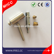 MICC surface thermocouple measuring tip/accessories
