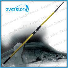 Good Performance Mixed Carbon Tele Surf Rod Fishing Rod