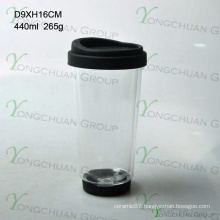 Custom Glassware Manufacturer Handmade Clear Borosilicate Double Wall Glass